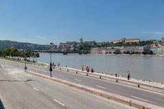Budapest Danube Hungary Stock Photo