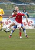 MTK Budapest - liga húngara do banco de Budapest Honved OTP footbal Imagens de Stock Royalty Free
