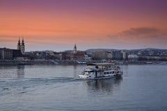 Budapest di stupore, Ungheria Fotografia Stock