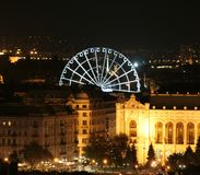 Budapest Eye Stock Image