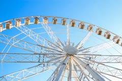 Free Budapest Eye Wheel Stock Photography - 132359122