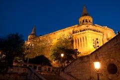 Budapest-Fischer Bastion Stockfotografie
