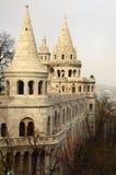 Budapest-Fischer \ 's-Bastion Lizenzfreies Stockfoto