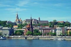 Budapest  fischerbastei Stock Images