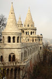 Budapest  Fisherman\'s Bastion Royalty Free Stock Photo