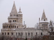 Budapest, Fisherman's Bastion Stock Images