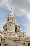 Budapest Fisherman's Bastion Stock Photography