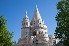 Budapest Fisherman's Bastion Royalty Free Stock Image