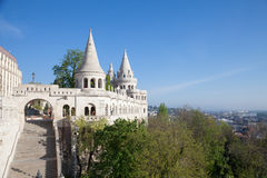 Budapest Fisherman's Bastion Royalty Free Stock Photos