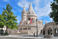 Budapest. Fishermen's Bastion Stock Photo