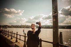 Budapest floder Royaltyfria Bilder