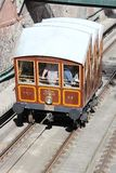 Budapest funicular Royalty Free Stock Images