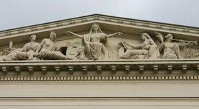 Budapest Hall av konstprydnaden Royaltyfri Fotografi
