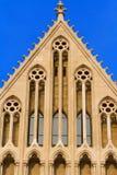 Budapest helgon Matthias Church Royaltyfri Foto