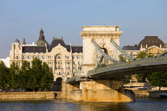 Budapest Historic Architecture Stock Images