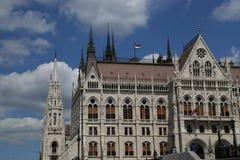 Budapest, Hongrie images libres de droits