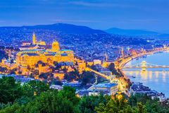 Budapest, Hongrie Photos libres de droits