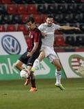 Budapest Honved v Vasas FC - Hungarian OTP Bank Liga  2-1 Stock Images