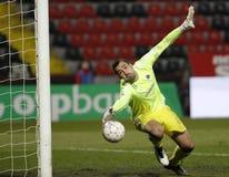 Budapest Honved v Vasas FC - Hungarian OTP Bank Liga  2-1 Royalty Free Stock Image