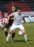 Budapest Honved v Vasas FC - Hungarian OTP Bank Liga  2-1 Royalty Free Stock Images