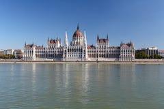 Budapest - Hungarian parliament Stock Photo