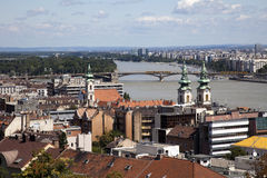 Budapest Hungary Royalty Free Stock Images
