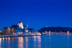 Budapest-Hungary Stock Photography