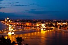 budapest Hungary Obraz Royalty Free