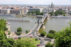 budapest hungary royaltyfri foto