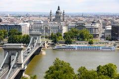 budapest hungary royaltyfria bilder