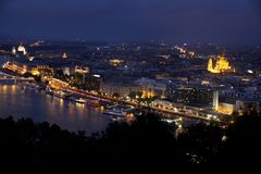 Budapest, Hungary Royalty Free Stock Photos