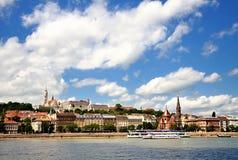 budapest Hungary Fotografia Stock