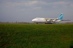 An-124 Royalty Free Stock Images