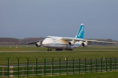 An-124 Royalty Free Stock Photo