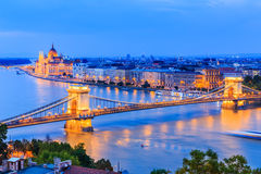 Budapest, Hungary. Royalty Free Stock Image