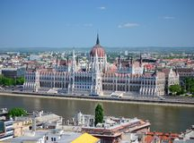 Budapest. Hungary. Cityscape Stock Photography