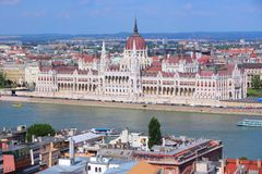 Budapest Royalty Free Stock Photography