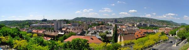 Budapest. Hungary. Cityscape. Panorama Royalty Free Stock Images
