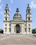 Budapest hungary europe basilica of st. stephen stock photo
