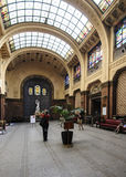 Budapest hungary europe bathrooms gellert. Interior view of the thermal complex gellert in budapest stock photo