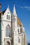 BUDAPEST, HUNGARY/EUROPE - SEPTEMBER 21 : Matthias Church in  Bu. Dapest Hungary on September 21, 2014 Stock Photo