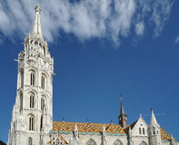 BUDAPEST, HUNGARY/EUROPE - SEPTEMBER 21 : Matthias Church in Bud. Apest Hungary on September 21, 2014 Stock Images