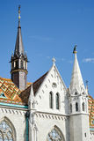BUDAPEST, HUNGARY/EUROPE - SEPTEMBER 21 : Matthias Church in Bud. Apest Hungary on September 21, 2014 Stock Image
