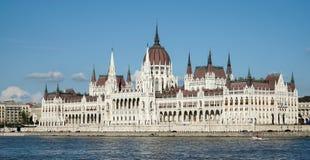 BUDAPEST, HUNGARY/EUROPE - 21. SEPTEMBER: Ungarisches Parlament b lizenzfreies stockfoto