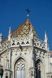 BUDAPEST, HUNGARY/EUROPE - WRZESIEŃ 21: Matthias kościół w pączku obraz stock