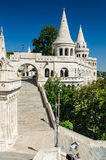 Budapest, Hungary, Fishermen Bastion Stock Photography
