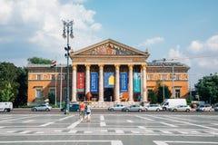 Mucsarnok Hall of Art in Budapest, Hungary