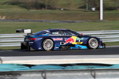 Budapest, Hungary, March 30 - 2014 new DTM Audi Stock Images