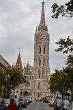 Budapest, Hungary (Matthias Church) Royalty Free Stock Images