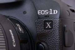 Canon EOS 1Dx mark II stock image